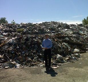 Ind. Man Accused of Running Illegal Dump